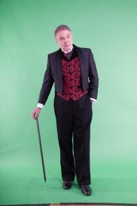 Francis Hauert as Lord Brockton
